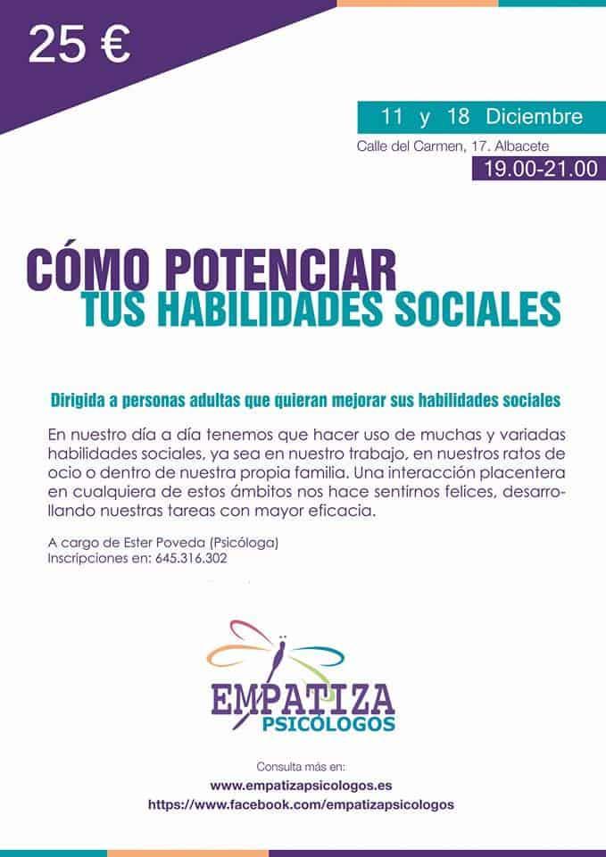 habilidades sociales empatiza psicologos